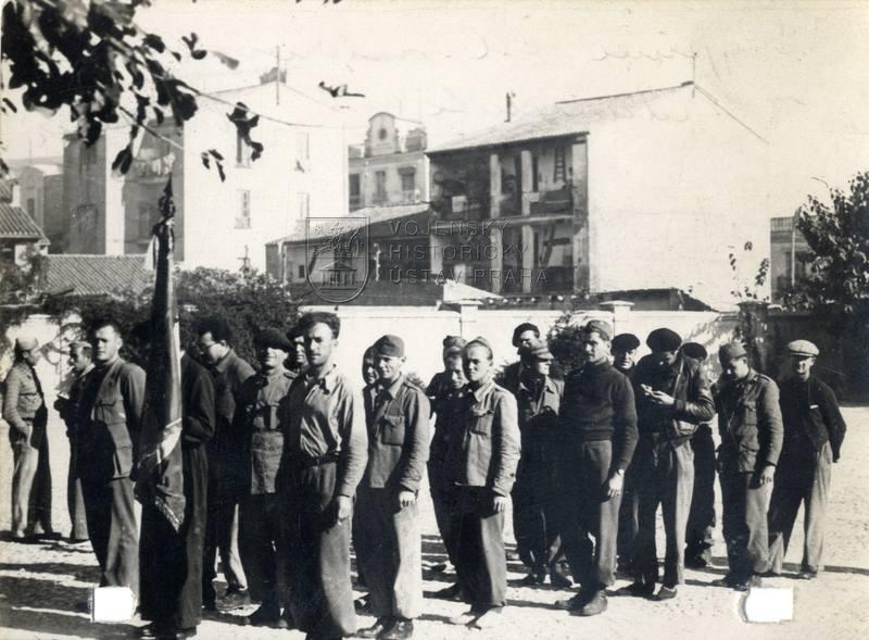 Španělská občanská válka