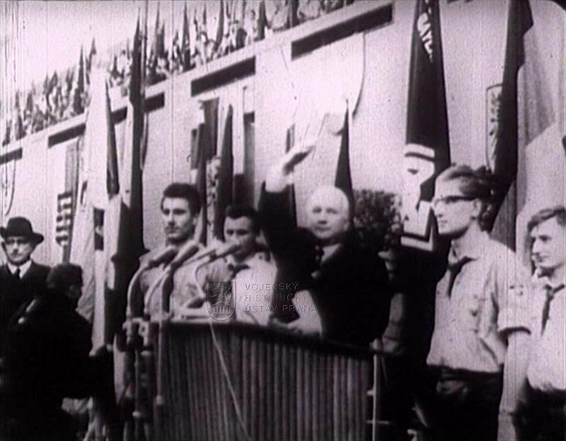 """Film """"Československý rok zkoušek"""""""