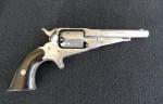 Americký perkusní revolver Remington kapesní New Model