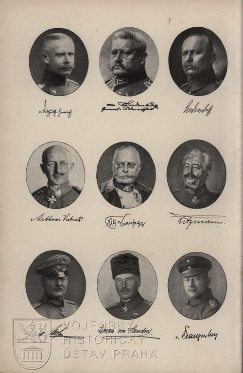 DICKHUTH-HARRACH, Gustaf Friedrich Hugo von. Im Felde unbesiegt.