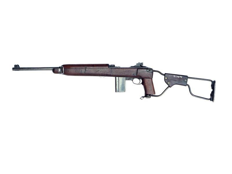 Americká samonabíjecí karabina M1A1