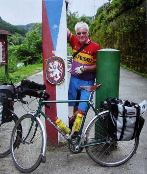 S. Dyster na česko-německých hranicích