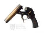 """Německá dvouhlavňová signální pistole model """"L"""""""