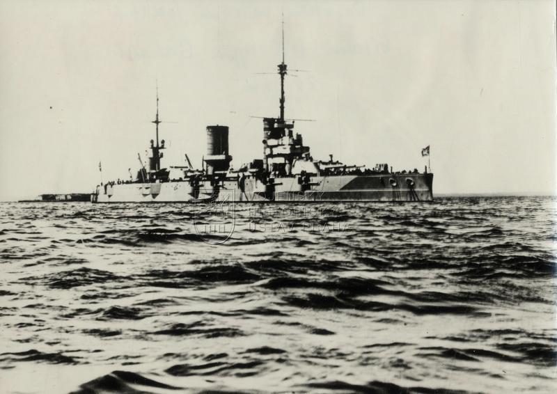 Sovětská bitevní loď Marat