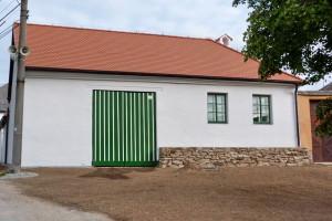 Rodný dům Jana Kubiše v Dolních Vilémovicích, kde je dnes umístěno jeho muzeum
