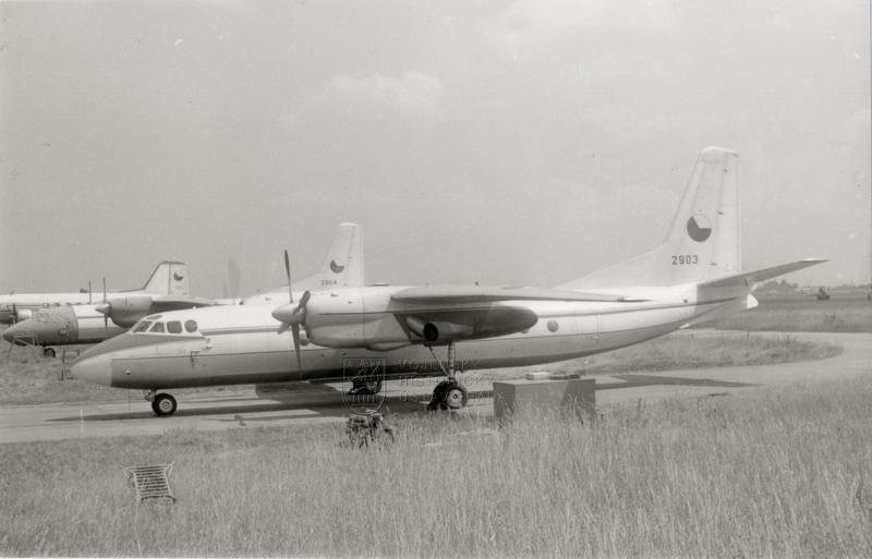 Československý dopravní letoun An-24V