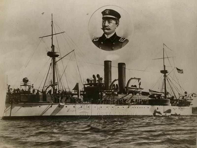 Americká bitevní loď Maine