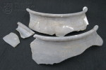 Torza keramických zásobnic, Sión, před 1437