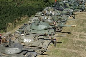 Tankový den Lešany 2016