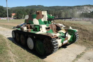 Čs. tank LT-38