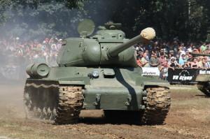 Těžký tank IS-122