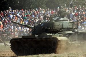 Tank M-60