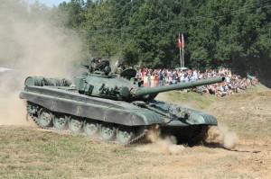 Tank T-72M1K