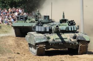 Tank T-72M4CZ