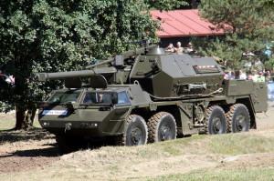152 mm houfnice DANA M1 M