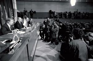 Návštěva československého prezidenta Václava Havla v Bruselu 21. března 1991