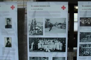 Výstava Ve znamení červeného kříže