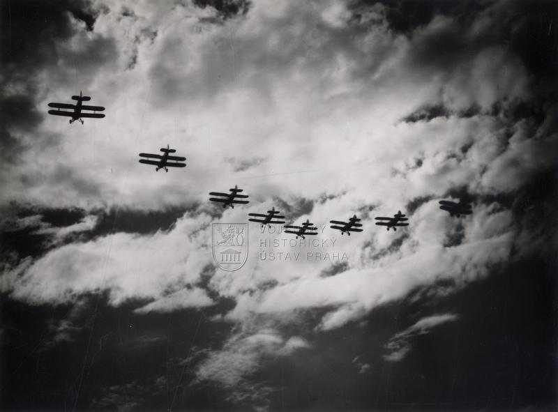 Československé akrobatické letouny Avia Ba-122
