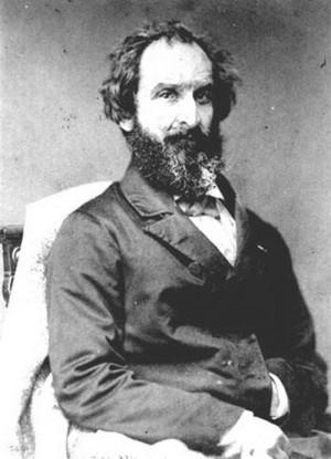 Dr. Edward Maynard (1813‒1891).