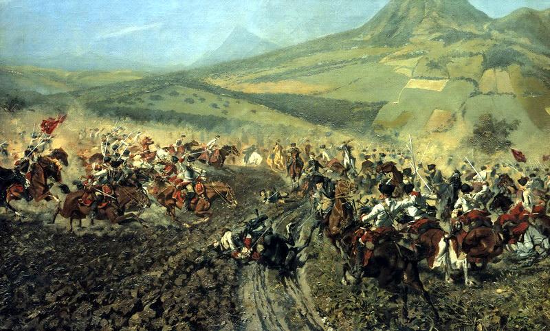 Pravděpodobně největší jezdecká bitva na území České republiky (2. část)