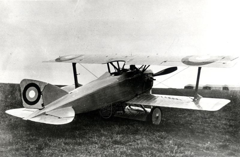 Prototyp stíhacího letounu Aero Ae-02