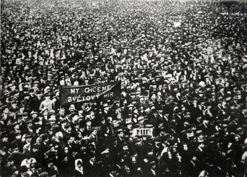 Generální stávka 14. října 1918