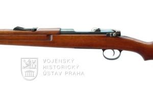 Řecká puška Mannlicher-Schönauer M 1903