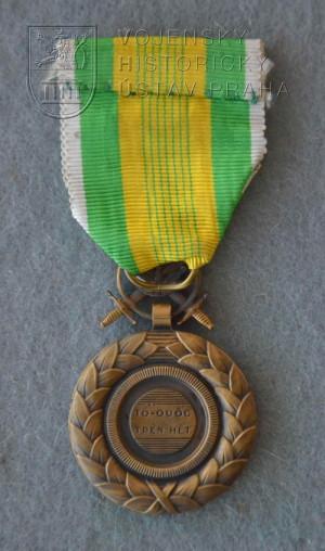 Jihovietnamská Vojenská záslužná medaile