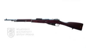 Polská karabina wz. 1891/98/25