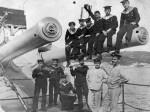 """Prchavý okamžik """"existence"""" českého válečného loďstva"""