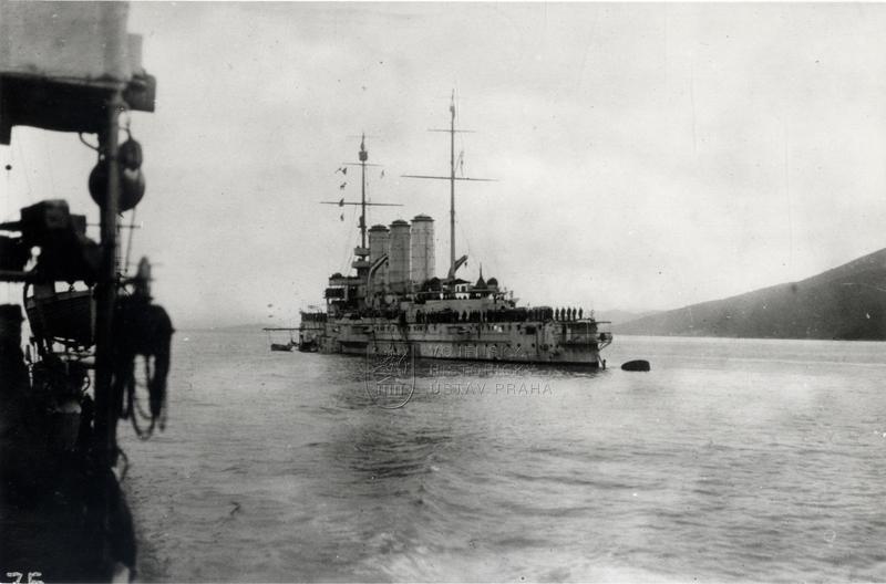 Rakousko-uherský pancéřový křižník Sankt Georg