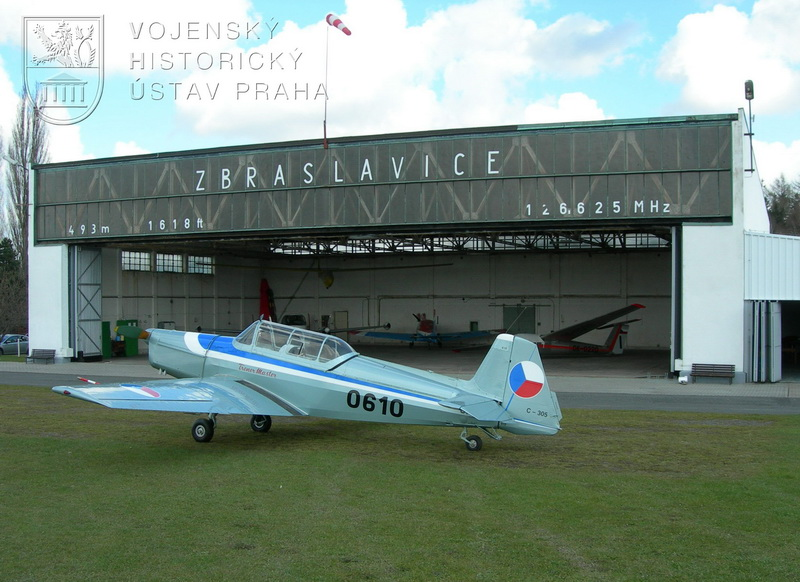 Zlín Z-326 M Trener Master