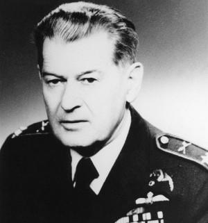 Pplk. v.v. Imrich Gablech po své rehabilitaci