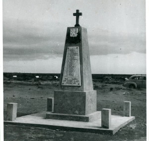 Památník bojům v Africe