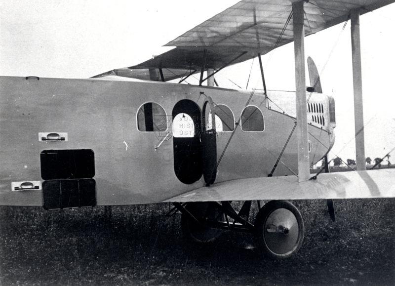 Československé dopravní letadlo Aero A-10