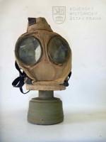 Americká ochranná maska Mk. I pro námořnictvo, Mouth Canister Type