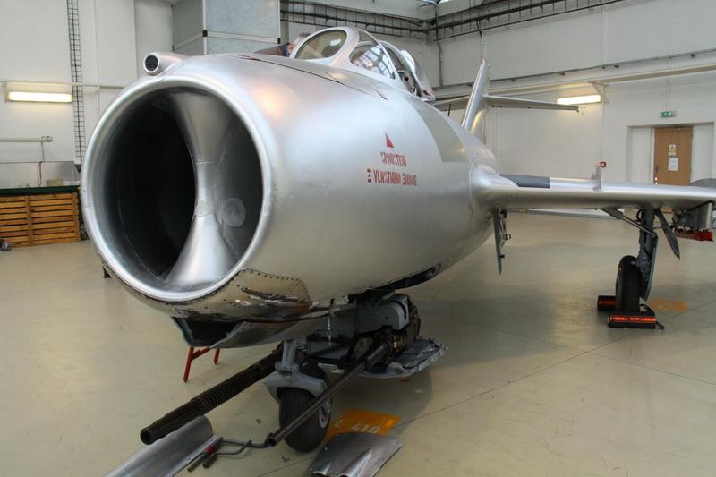 Jako nový: unikátní MiG-15 ze sbírek VHÚ po renovaci