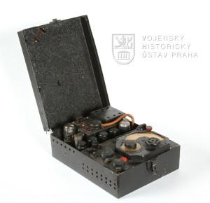 Československý agenturní přijímač MARJÁNKA