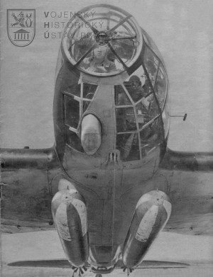 Německé letecké torpédo LT-F5b