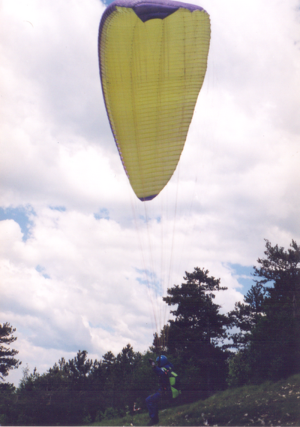 Paraglidingová souprava Anex Cirus Farao 55