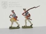 Pruská pěchota, druhá polovina 18. století