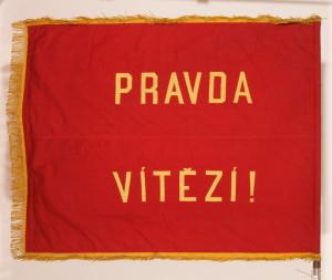 Prapor batalionu T. G. Masaryk