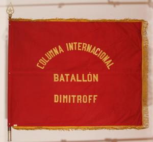 Prapor batalionu Dimitroff