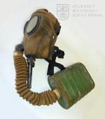 Americká ochranná maska Kops-Tissot, 1918