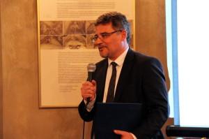 Náměstek ministra obrany Tomáš Kuchta