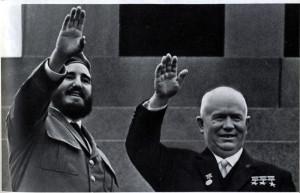 Sbližování nového kubánského režimu se Sovětským svazem vyvrcholilo návštěvou Fidela Castra v Moskvě v roce 1963
