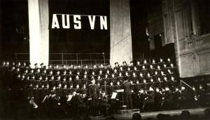 Koncert Armádního uměleckého souboru Víta Nejedlého