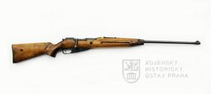 Čs. odstřelovačská puška vz. 54 – pokusná úprava