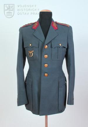 Blůza sborového generála letectva, ČSR, 1947