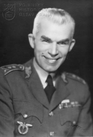 Blůza sborového generála letectva, ČSR, 1947 - Alois Vicherek